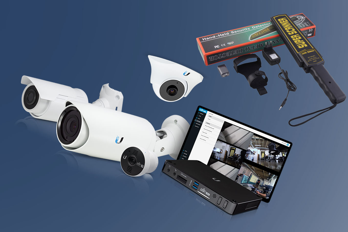 Electronic Security System Design
